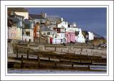 Groynes, Lyme Regis, Dorset (1900)