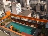 Pool on Building