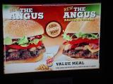 Angus sandwich at BK