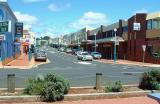 Wilson St. south from Hilder Parade.