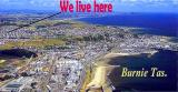 Burnie where we live