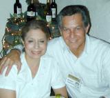 Nestor Valencia and Xochitl