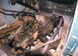Transmission/overdrive before