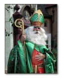 St. Nicholas at the Germany PavilionEpcot