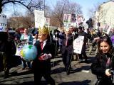 Harlem/Central Park Protest, March 19 2005