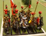 Inner Circle Knights and Battle Priest