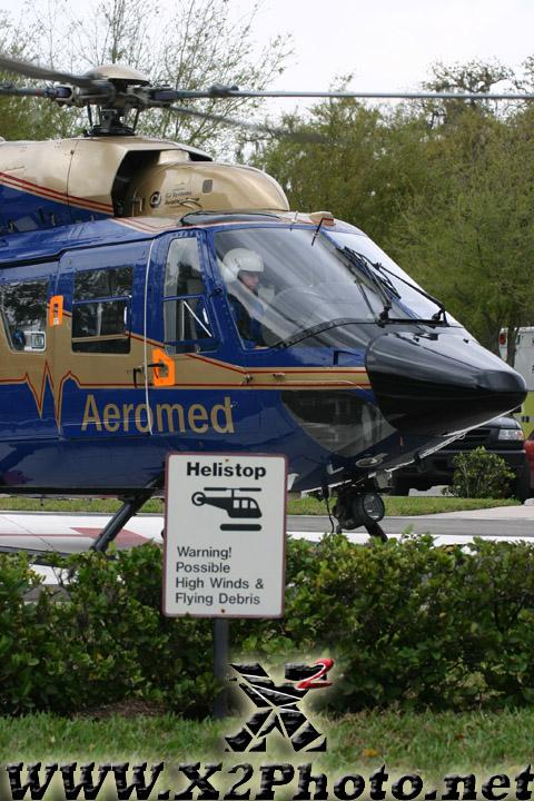 Aeromed 1 Pilot
