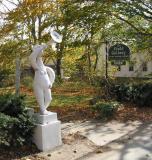Entrance to Sculpture Park