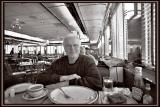 Me At The Edison Diner