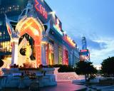 Central World Plaza @ dusk