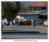 Miller Middle School Marching Band Practice
