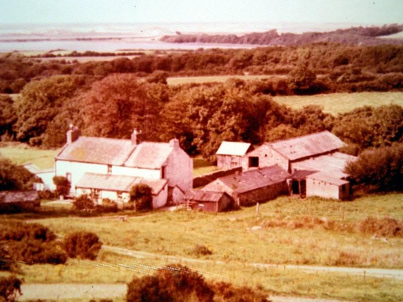 Row Farm 1973