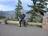 Mr. Digi at Hells Canyon