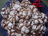 Chocolate Crinkles !  (thanks, Mom!) (#15139