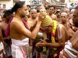 HH accepting emperuman's SriSaTakOpam-3