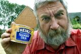 Self Portrait with Spotted Dick