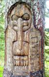 tree carving II mt roberts