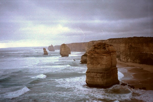 Another angle of the Apostles