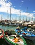 Boats, Estepona, Spain