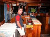 141 Barman Murat at work