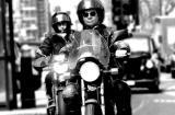 Motor bike men