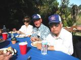 Bobbie and Rich Loomis, Ken Kobara