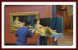 La grande odalisque   by Ingres