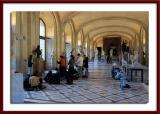 La salle des Cariatides