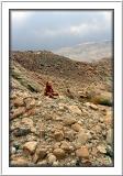 Frimpong in the desert