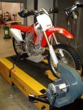 Dyno Testing CRF250R