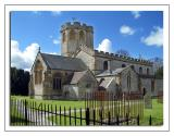 St. Michael & All Angels, Somerton, Somerset