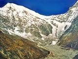 Langtang Lirung Glacier by HenkH