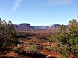 Desert Morning by jerrydd