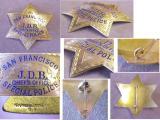 14k gold sf special police