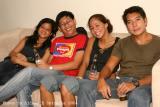 Carla, Sid, Nikki and Buji