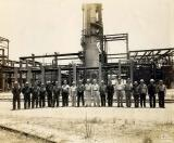 Lloyd and his crew-texas company refinery