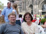 570-At Cafe Reichard at the Cathedral