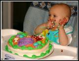 Noelle's First Birthday