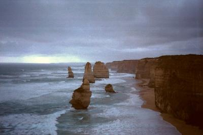 The Twelve Apostles - supposedly you can only get a photo of all 12 if you rent a helicopter