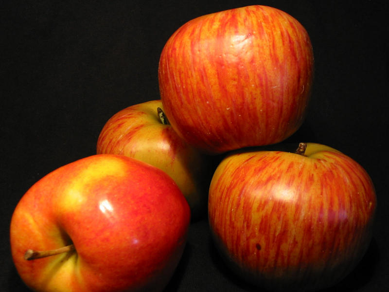 <b>Apples for Dinner?</b><br><sup>by Radiant Saint