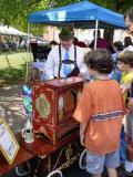 Oktoberfest Organ Grinder
