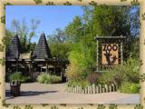 Nashville Zoo Entrance