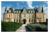 Chateau, Chantilly, France