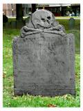 Headstone, The Granary Cemetery, Boston