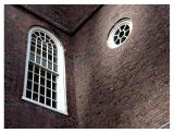 Detail from the Old South Meeting House, Downtown