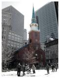 Old South Meeting House, Downtown