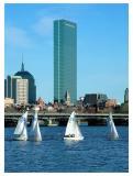 B.U. Sailing and the Hancock Building