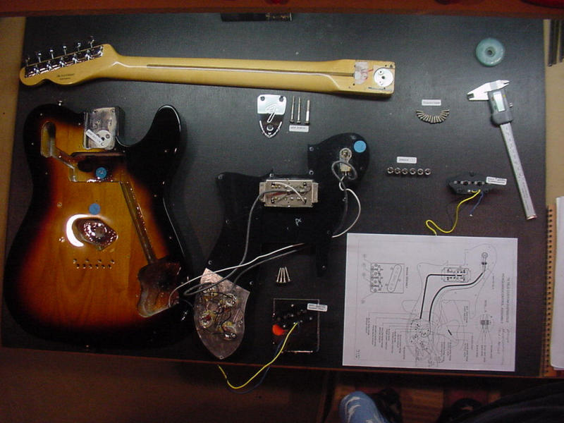 1065730 telecaster wiring diagram tech info pinterest electronic fender squier telecaster custom wiring diagram at n-0.co