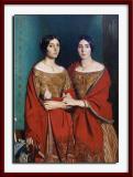 Les deux soeurs   by Chasseriau