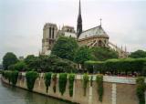 Notre Dame from Seine
